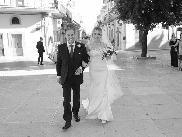 Il matrimonio di Raffaele e Sara a Villa Castelli, Brindisi 18