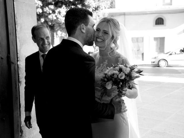 Il matrimonio di Raffaele e Sara a Villa Castelli, Brindisi 19