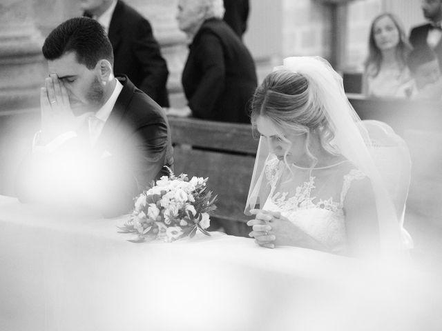 Il matrimonio di Raffaele e Sara a Villa Castelli, Brindisi 24