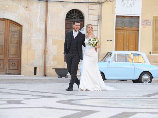 Il matrimonio di Raffaele e Sara a Villa Castelli, Brindisi 31
