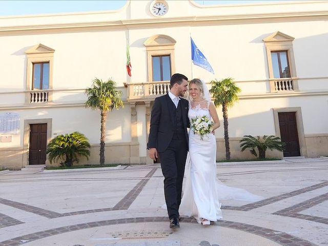 Il matrimonio di Raffaele e Sara a Villa Castelli, Brindisi 32