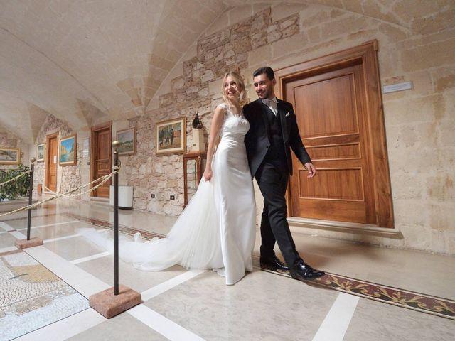 Il matrimonio di Raffaele e Sara a Villa Castelli, Brindisi 37