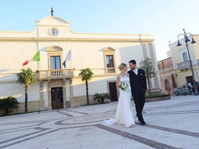 Il matrimonio di Raffaele e Sara a Villa Castelli, Brindisi 40