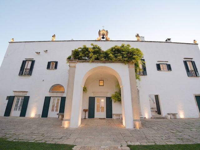 Il matrimonio di Raffaele e Sara a Villa Castelli, Brindisi 42