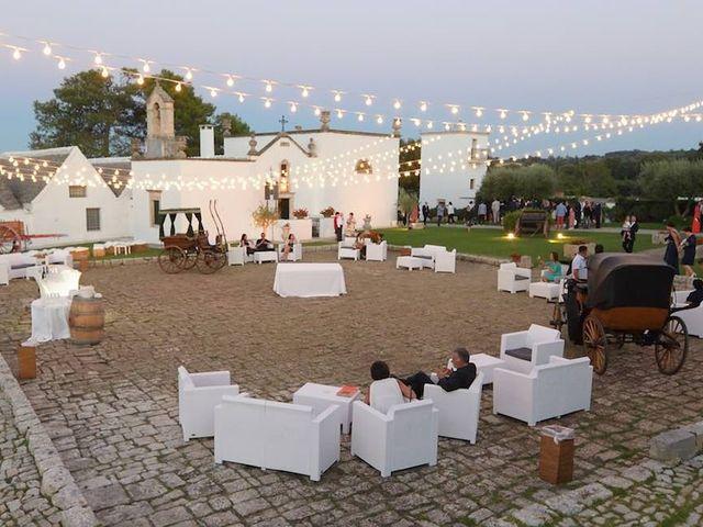Il matrimonio di Raffaele e Sara a Villa Castelli, Brindisi 44