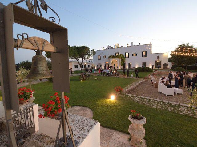 Il matrimonio di Raffaele e Sara a Villa Castelli, Brindisi 46