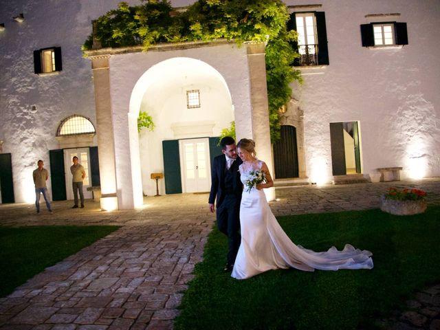 Il matrimonio di Raffaele e Sara a Villa Castelli, Brindisi 47