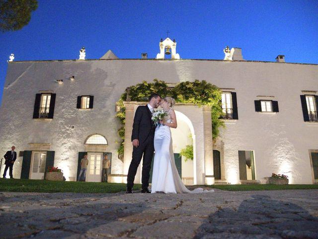 Il matrimonio di Raffaele e Sara a Villa Castelli, Brindisi 48