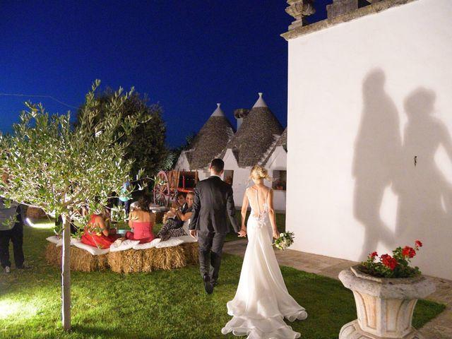 Il matrimonio di Raffaele e Sara a Villa Castelli, Brindisi 53