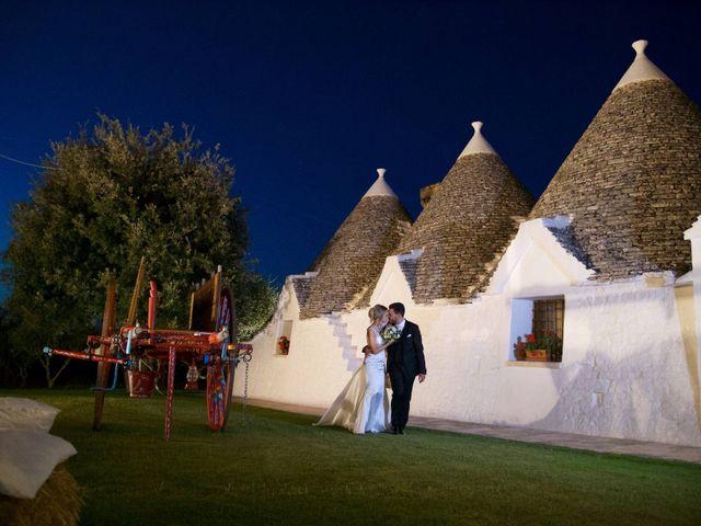Il matrimonio di Raffaele e Sara a Villa Castelli, Brindisi 54