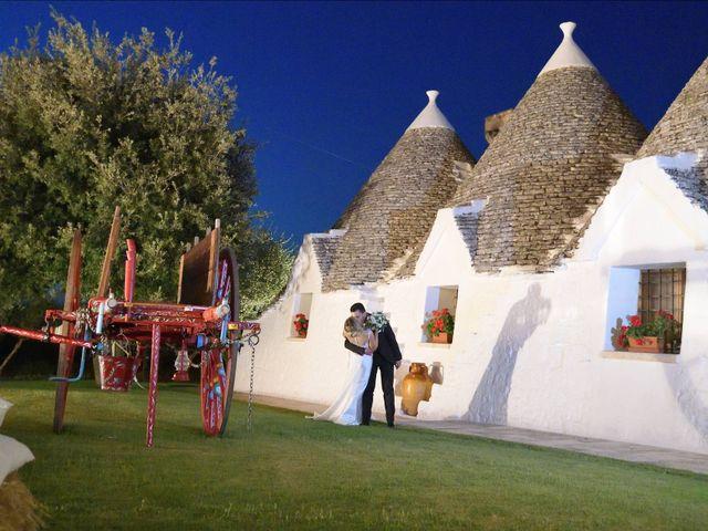 Il matrimonio di Raffaele e Sara a Villa Castelli, Brindisi 55