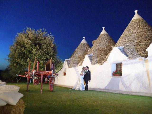 Il matrimonio di Raffaele e Sara a Villa Castelli, Brindisi 56