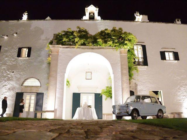 Il matrimonio di Raffaele e Sara a Villa Castelli, Brindisi 81