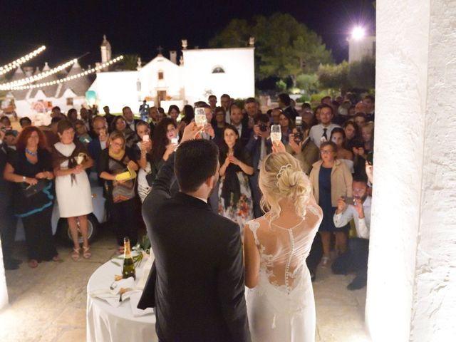 Il matrimonio di Raffaele e Sara a Villa Castelli, Brindisi 83