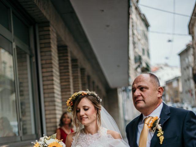 Il matrimonio di Michele e Martina a Trieste, Trieste 40