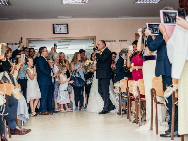 Il matrimonio di Michele e Martina a Trieste, Trieste 44