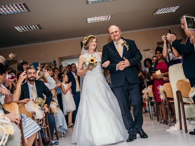 Il matrimonio di Michele e Martina a Trieste, Trieste 45