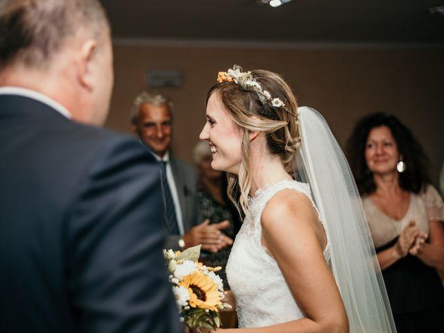 Il matrimonio di Michele e Martina a Trieste, Trieste 47