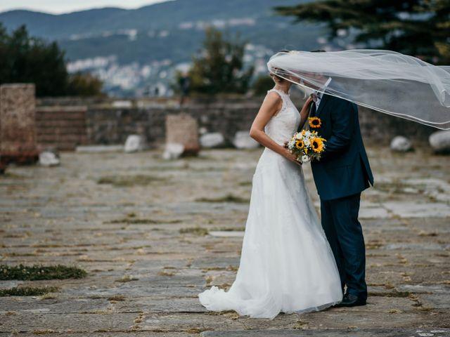 Il matrimonio di Michele e Martina a Trieste, Trieste 79