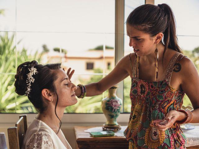 Il matrimonio di Ernesto e Laura a Gaeta, Latina 24