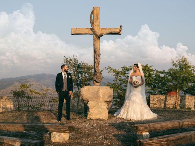 Il matrimonio di Ernesto e Laura a Gaeta, Latina 1