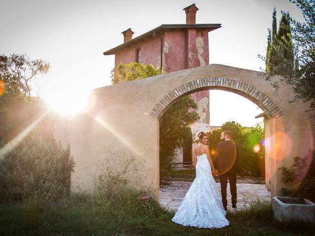 Il matrimonio di Ernesto e Laura a Gaeta, Latina 78