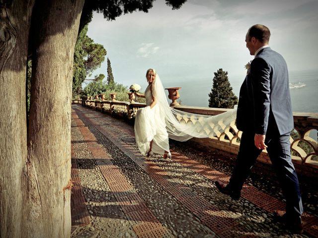 Le nozze di Niamh e Kyle