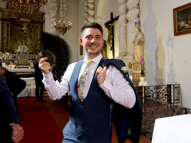 Il matrimonio di Kyle e Niamh a Taormina, Messina 8