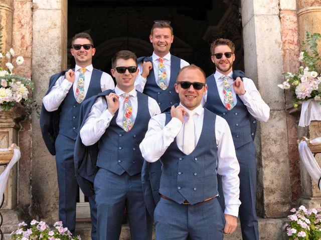 Il matrimonio di Kyle e Niamh a Taormina, Messina 9