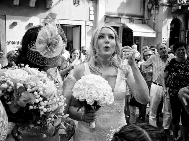 Il matrimonio di Kyle e Niamh a Taormina, Messina 11