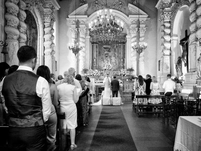 Il matrimonio di Kyle e Niamh a Taormina, Messina 13
