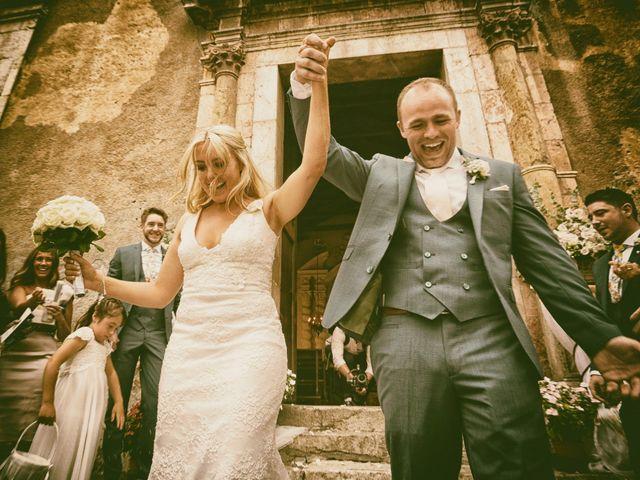 Il matrimonio di Kyle e Niamh a Taormina, Messina 15