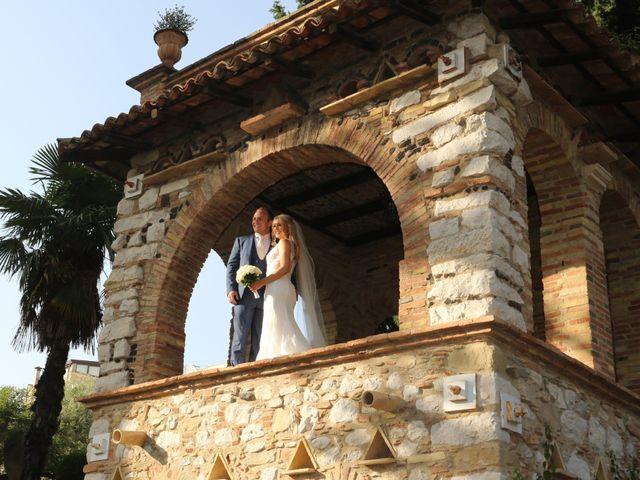 Il matrimonio di Kyle e Niamh a Taormina, Messina 17
