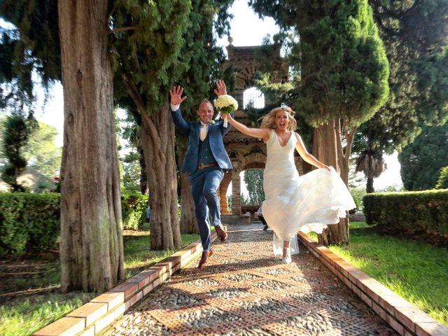 Il matrimonio di Kyle e Niamh a Taormina, Messina 19