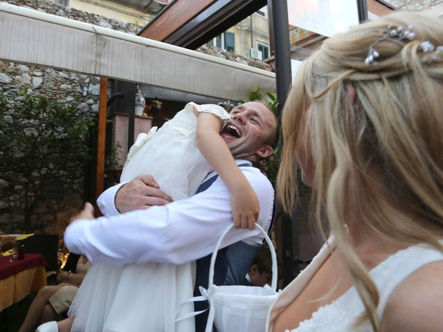 Il matrimonio di Kyle e Niamh a Taormina, Messina 20