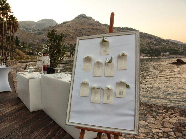 Il matrimonio di Kyle e Niamh a Taormina, Messina 23