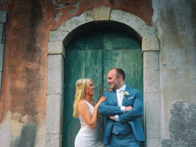 Il matrimonio di Kyle e Niamh a Taormina, Messina 31