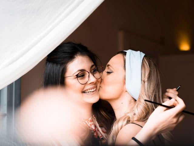 Il matrimonio di Luca e Erika a Bagnoregio, Viterbo 8