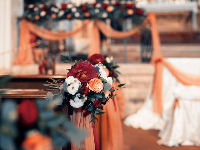 Il matrimonio di Luca e Erika a Bagnoregio, Viterbo 9