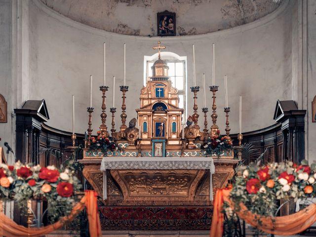 Il matrimonio di Luca e Erika a Bagnoregio, Viterbo 10