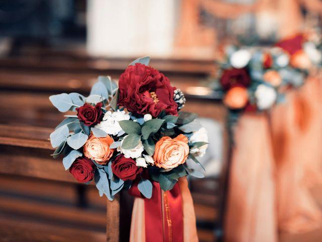 Il matrimonio di Luca e Erika a Bagnoregio, Viterbo 11