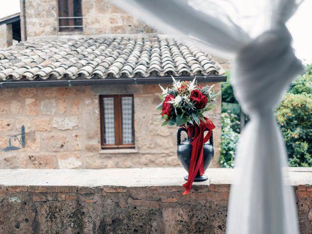Il matrimonio di Luca e Erika a Bagnoregio, Viterbo 12