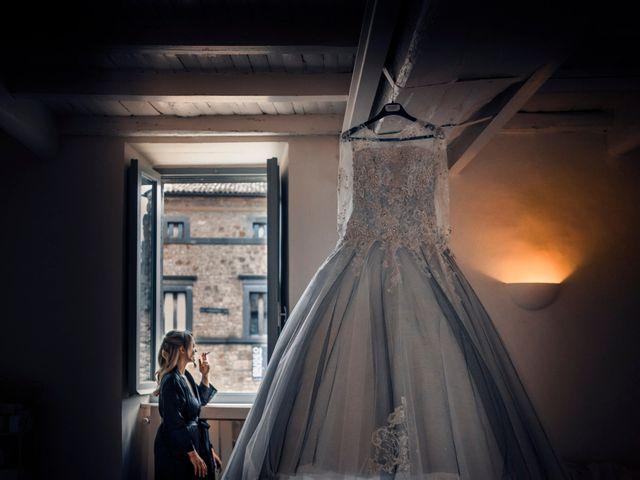 Il matrimonio di Luca e Erika a Bagnoregio, Viterbo 15