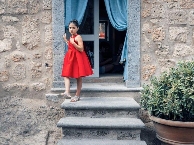 Il matrimonio di Luca e Erika a Bagnoregio, Viterbo 16