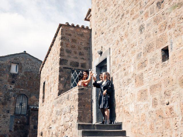 Il matrimonio di Luca e Erika a Bagnoregio, Viterbo 29