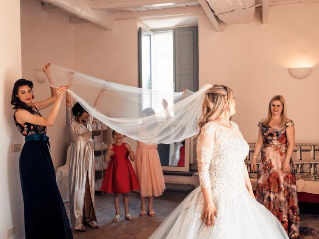 Il matrimonio di Luca e Erika a Bagnoregio, Viterbo 36