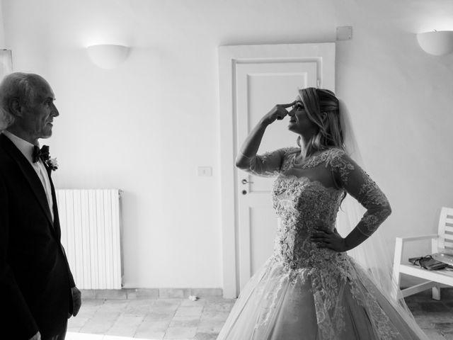 Il matrimonio di Luca e Erika a Bagnoregio, Viterbo 45