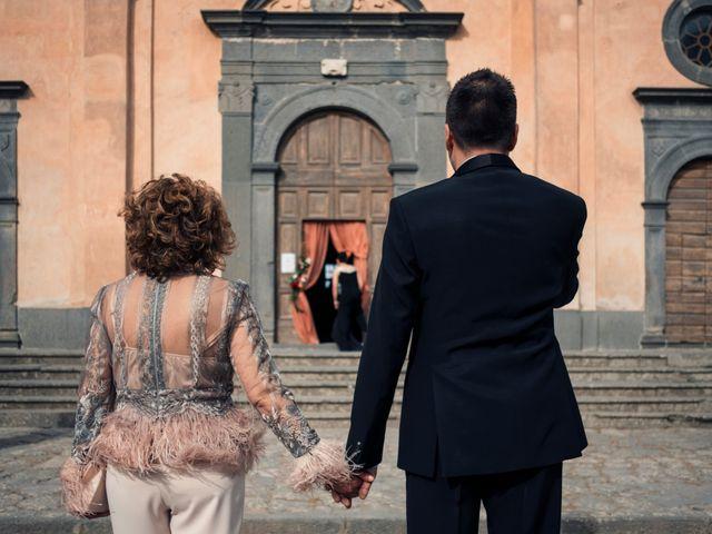 Il matrimonio di Luca e Erika a Bagnoregio, Viterbo 47