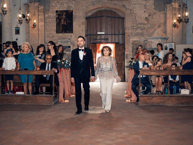Il matrimonio di Luca e Erika a Bagnoregio, Viterbo 48