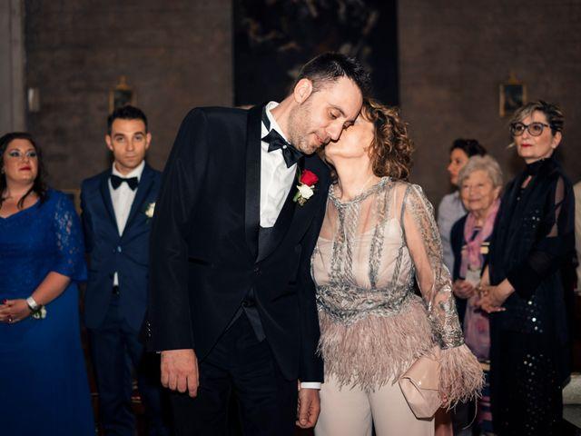 Il matrimonio di Luca e Erika a Bagnoregio, Viterbo 49
